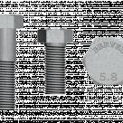 Болты стыковые в сборе (ходовые) М24 х 140 (для крановых рельс) (оцинкованные, класс прочности 10.9, ГОСТ), М24 х 150,