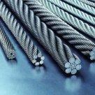 Канат двойной свивки типа ЛК-Р конструкции 6х19(1+6+6/6)+7х7(1+6), ГОСТ 14954-80 в Белорецке
