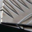 Лист алюминиевый рифленый, диамант в России