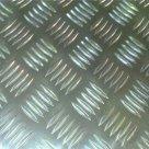 Лист алюминиевый АМГ2Нр рифленый квинтет EU в Екатеринбурге