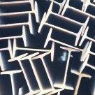 Балка двутавровая ГОСТ 8239-89, 19281-89 сталь 09г2с