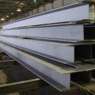 Балка стальная сталь 09Г2С 345 ГОСТ 8239-89 в Новосибирске