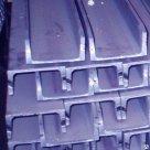 Швеллер сталь 3сп 3пс 55 09г2с L12 м кг в Тюмени