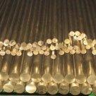 Пруток латунный ЛС59-1 70 мм ГКРНХ ГОСТ 2060-06