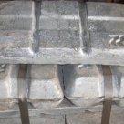Алюминий в чушках ЦАМ 4