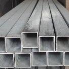 Труба алюминиевая профильная АД31, L=6м труба алюминиевая квадратная в Владимире