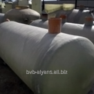 Емкости для хранения хлороформа, ЛВЖ V= 15 м3 в России