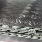 Лист алюминиевый 1.5 мм рифленый АМг3 ГОСТ 21631-76 в Нижнем Новгороде
