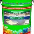 Ремосил - ремонтный эпоксидный компаунд для бетонных полов в России