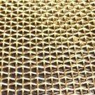 Сетка латунная Л80 ГОСТ 6613-86 3187-76 полутомпаковая фильтровая в Перми