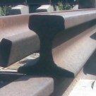 Рельсы Крановые без отверстий, ГОСТ 4121-96, 11м в Перми