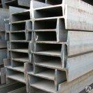Балка 100мм Ш3 сталь С345 СТО АСЧМ 20-93, Двутавровая