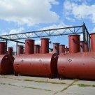 Резервуар для химической промышленности в Челябинске