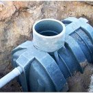 Выгребная яма стальная железобетонная ПВХ и полиэтиленовая от 1 до 50 м3 в Барнауле