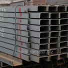 Швеллер стальной Ст3 гнутый в Екатеринбурге