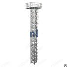Прожекторные мачты стальные - ПМС 35 в России