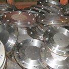 Фланцевая Заглушка стальная сталь 09г2с 3сп 20 12х18н10т в Череповце