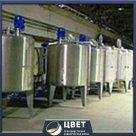 Производство резервуаров для пивобезалкогольной промышленности в Красноярске