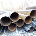 Труба б/у Большого диаметра электросварная прямошовная (п/ш; из-под газа) в Нижнем Новгороде