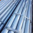 Труба водогазопроводная оцинкованная ГОСТ 3262-75 в России