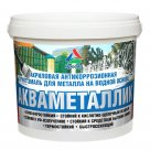 Акваметаллик - антикоррозионная грунт-эмаль по металлу на водной основе в России