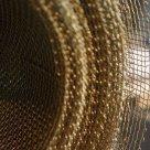 Сетка бронзовая 0045 диаметр проволоки 0,036 мм ГОСТ 6613-86 в Нижнем Новгороде