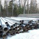 Труба б/у прямошовная (п/ш) из-под нефти в России