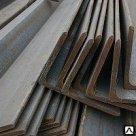 Уголок неравнополочный 63*40*5 мм сталь 3сп