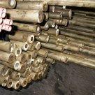 Труба бронзовая БРОЦС555 ГОСТ 24301-93 в Одинцово