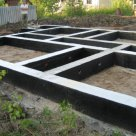 Фундамент ленточный ФЛ-28-8-3, ГОСТ 13580-85