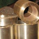 Втулка бронзовая БрАЖМц10-3-1,5 мех обработка в Тюмени