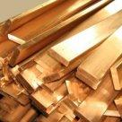 Полоса бронзовая БрАЖ9-4 ГОСТ 493-79 в Вологде
