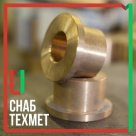 Втулка бронзовая БрАЖМц10-3-1,5 (CuAl10Fe3Mn1) в Тюмени