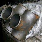 Тройник стальной сталь 09ГСФ 13хфа 15х5м 20А 20С 12х18н10т 12х1мф в России