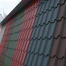 Металлочерепица Монтерррей Супермонтеррей все цвета РАЛ Ral в Туле