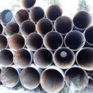Труба б/у Большого диаметра электросварная прямошовная (п/ш; из-под газа) в Москве