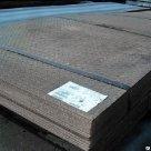 Лист рифленый чечевица 3*1250*2500 мм 3сп ГОСТ 8568-77 в Екатеринбурге
