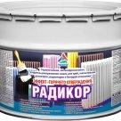 """Радикор - эмаль для радиаторов с эффектом """"горячего отверждения"""" в Новосибирске"""
