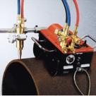 Газопламенная резка фаски, Орбита