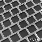 Лист перфорированный алюминиевый 1х1000х2000 мм Qv 5,0-14,0