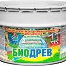 Биодрев - кроющий антисептик для деревянных поверхностей водоразбавляемый в Москве