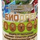 Биодрев  кроющий атмосферостойкий защитно-декоративный антисептик без запаха в России