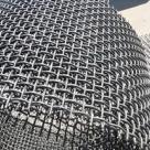 Сетка тканая проволока 1.2 мм без покрытия ГОСТ 3826-82 Ст0 стальная строительная Россия в рулонах в Екатеринбурге