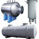 Изготовление резервуаров для нефтехимической промышленности в Вологде