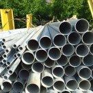 Труба электросварная водогазопроводная ГОСТ 3262-75 оцинк ст.2-3сп/пс в России
