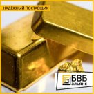 Слиток золота 99,95% ЗлА-3 в Одинцово