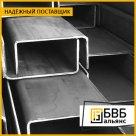 Швеллер нержавеющий 100x50x6 мм AISI 304 в Екатеринбурге