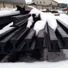 Рельс Р-24 L=8 м. новые и с износом . +шпалы+накладки в Магнитогорске