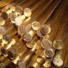 Пруток бронзовый БРАЖ9-4 диаметр ПКРНХ 1628-78 (бронзовый прокат) в Красноярске