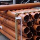 Труба стальная полиэтиленовая в ППУ с тепло изоляцией пенополиуретан в Казани